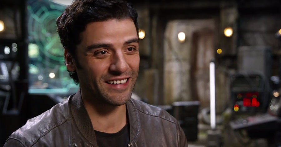 Oscar Isaac Somehow Just Got Us Even More Excited For Star Wars Episode VIII
