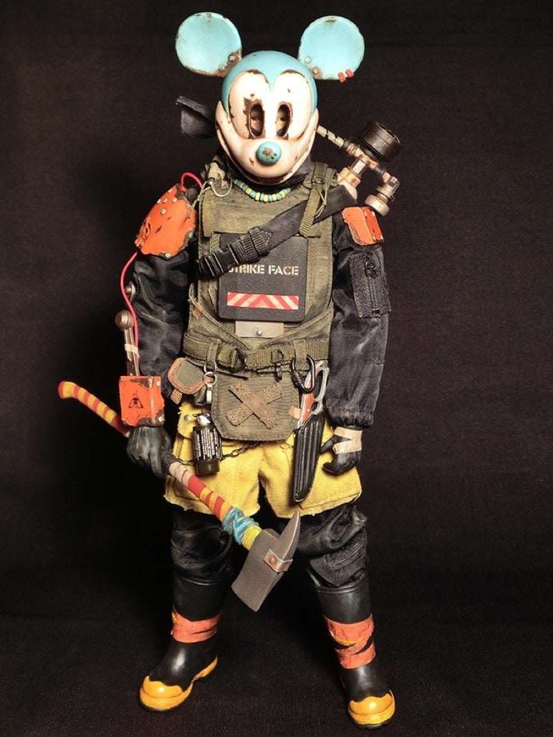 Custom Toys and Figures Made for Wasteland Nightmares