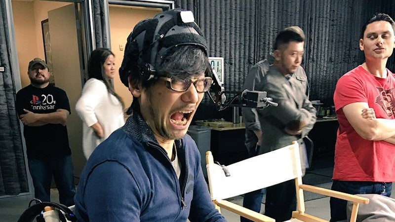 Now That Hideo Kojima Is Free, He Can Do What He Wants