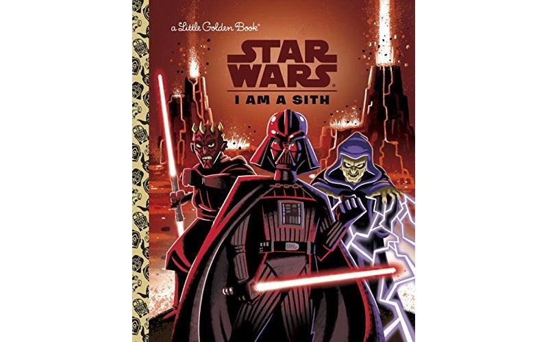 You Don't Have to Be a Kid to Want All the new Star Wars Little Golden Books