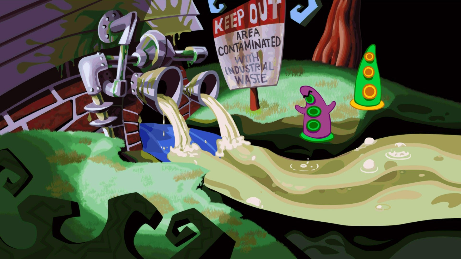 Day of the Tentacle Remastered: The Kotaku Review