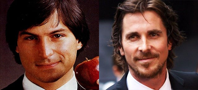 Report: Christian Bale Could Star In The Good Steve Jobs Biopic