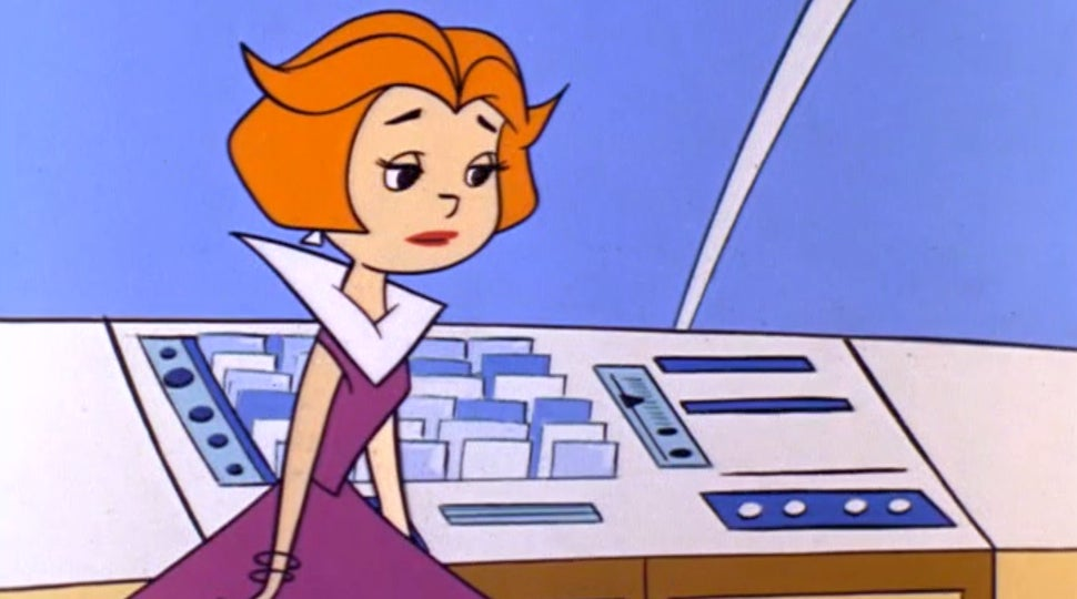 This Woman Was a Bored Button-Pusher Before Jane Jetson Was Even Born