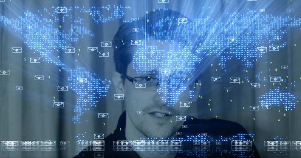 Edward Snowden's Latest Leak: His Terrible Music Video