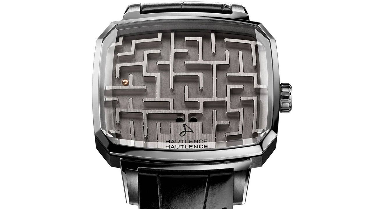 $US12,000 ($16,000) Labyrinth Maze Watch Doesn't Even Tell the Time