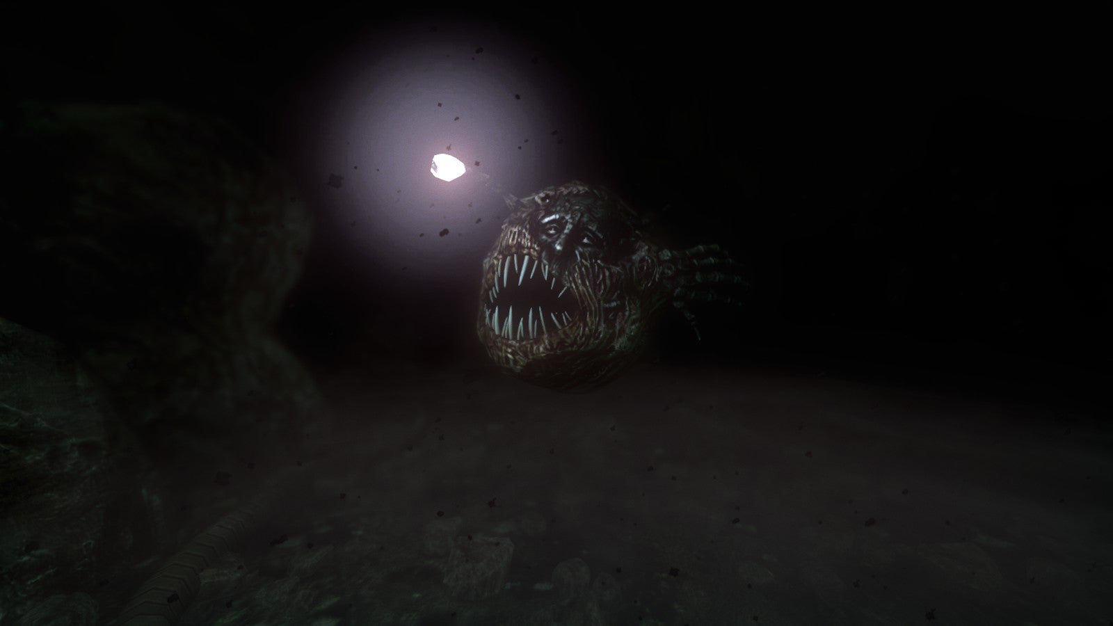 SOMA Mod Stops Monsters From Attacking, Improves The Game