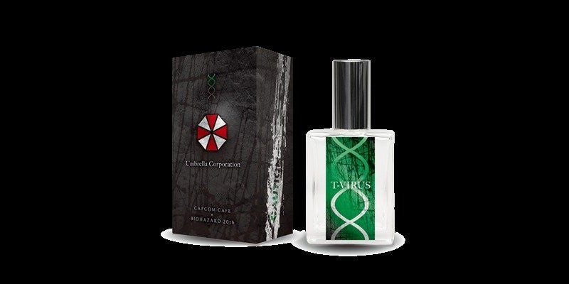 For the Resident Evil Fan with Everything, T-Virus Fragrance