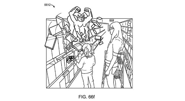 Magic Leap's Patents Are a Crazy Vision of the Augmented Reality Future