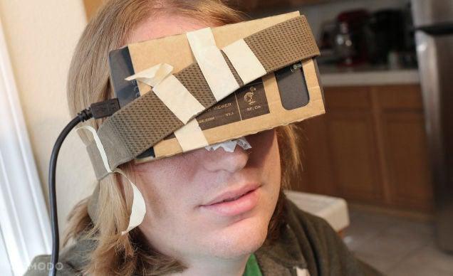 Google Has a Surprising Plan to Make Cheap VR Better