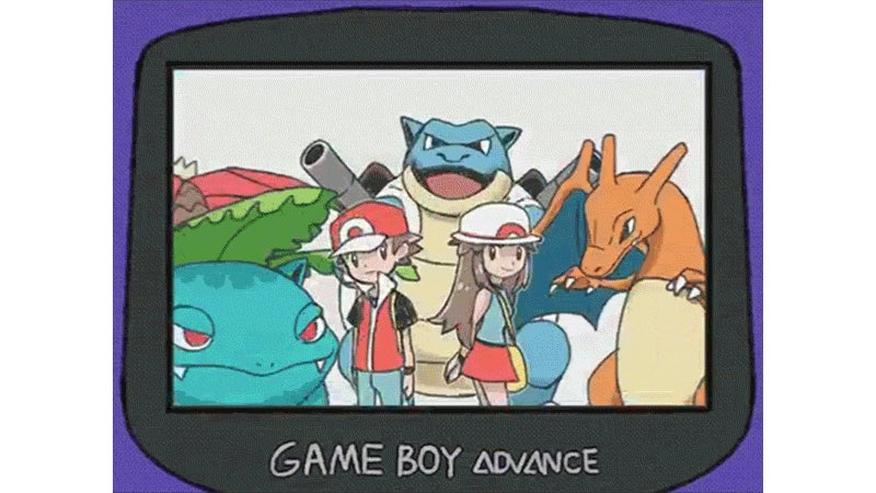 A Touching Pokémon Tribute in GIF Form