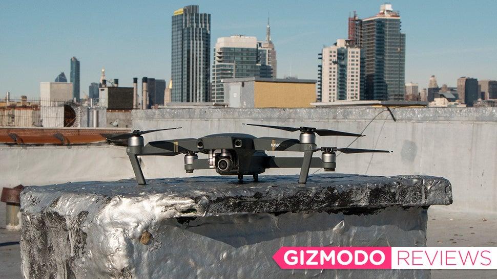 DJI Mavic Pro 4K Drone Review: So Close To Terrific