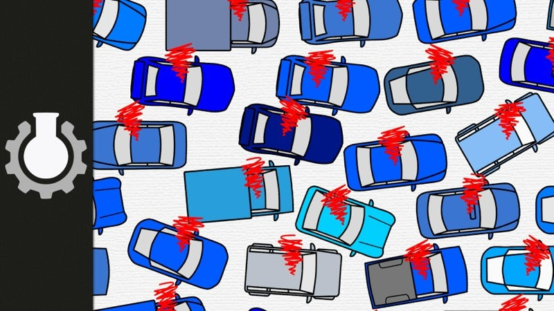 Your Bad Driving Is The Reason Traffic Jams Exist