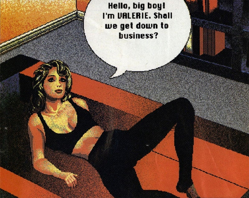 VR Sex, As Predicted By A 1993 Games Magazine