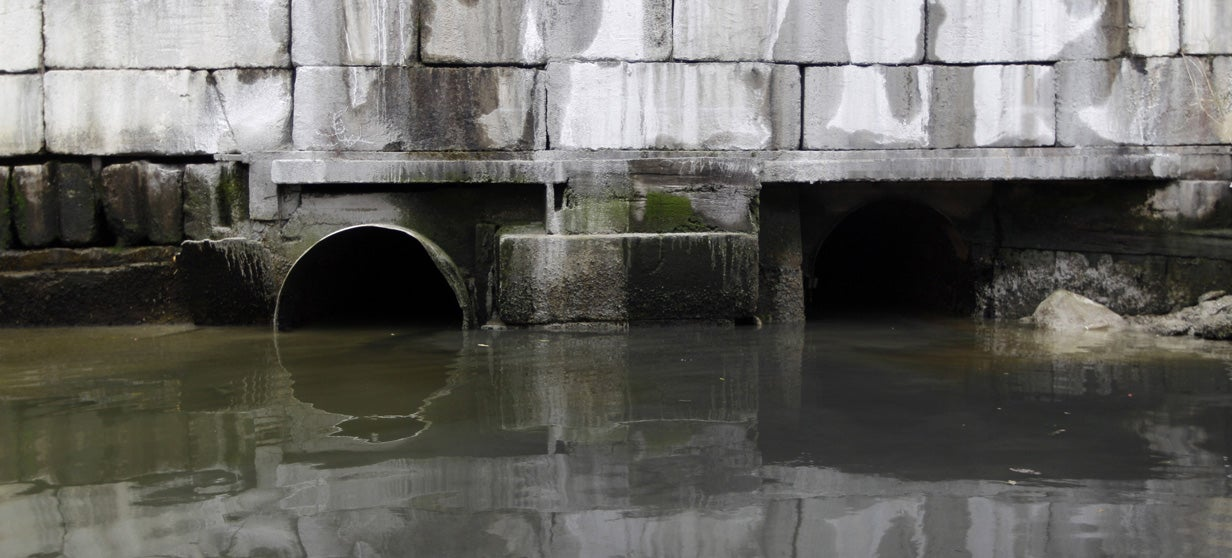 Concrete-Dissolving Bacteria Are Destroying Our Sewers