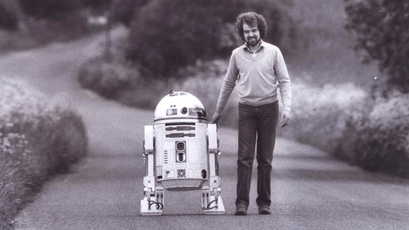 RIP Tony Dyson, the Man Who Built R2-D2