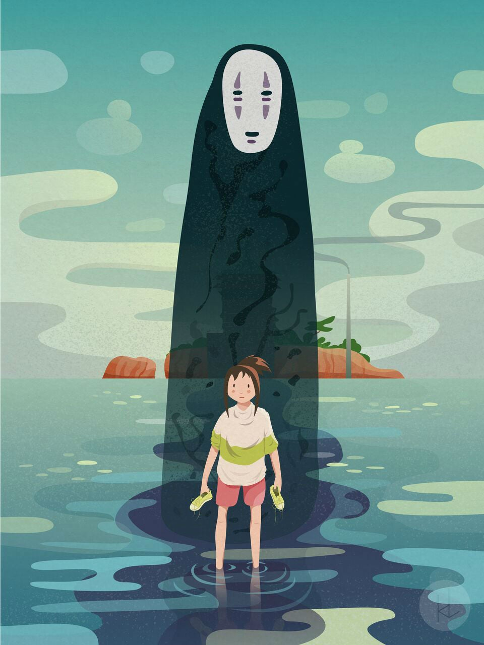 These Hayao Miyazaki-Inspired Art Pieces Are as Beautiful as the Films Themselves