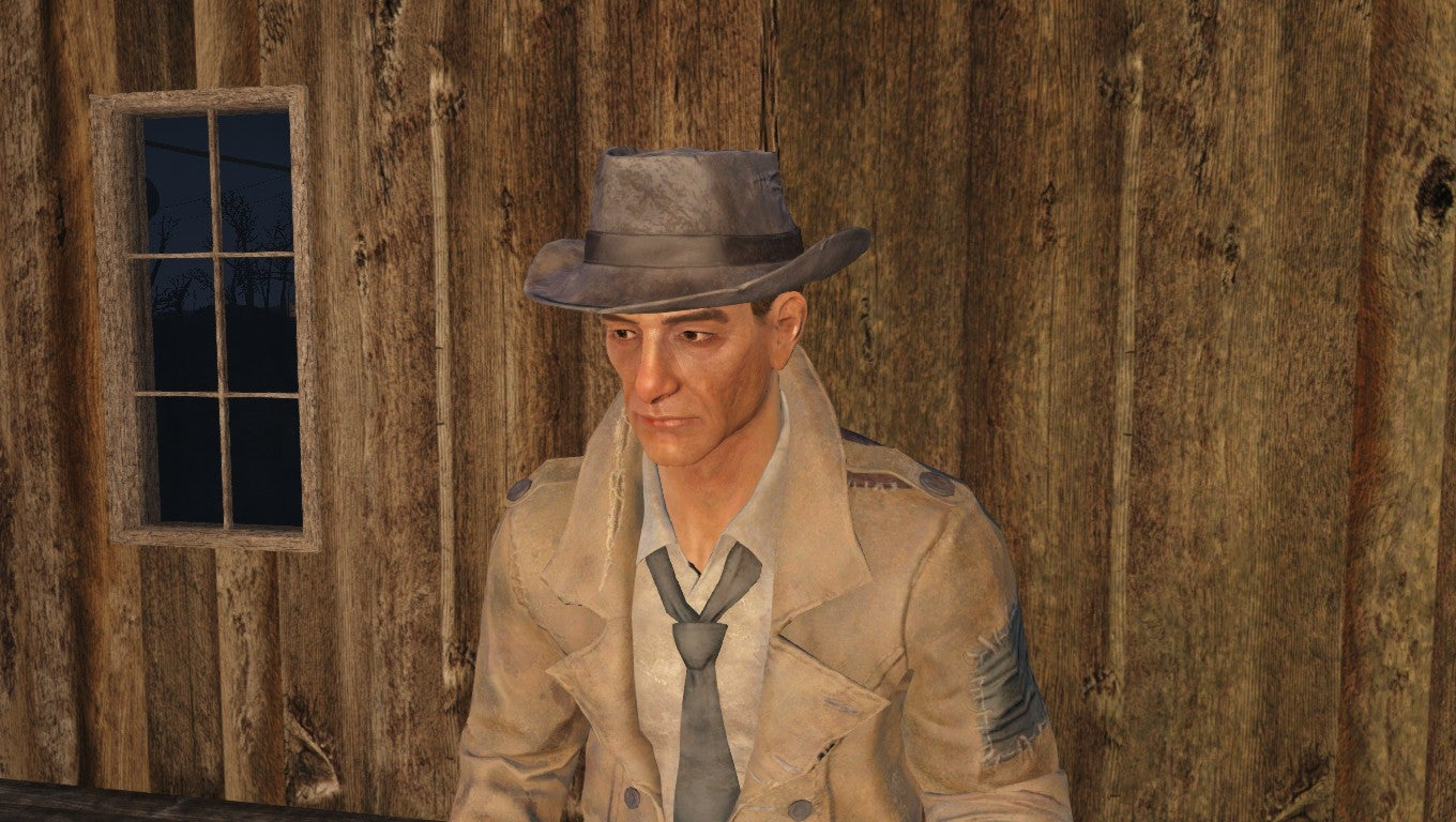 Fallout 4 Mod Upgrades Nick Valentine To A Gen-3 Synth