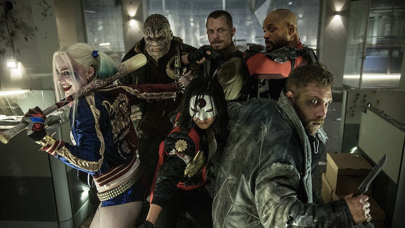 The Official Suicide Squad Movie Tattoos, Ranked