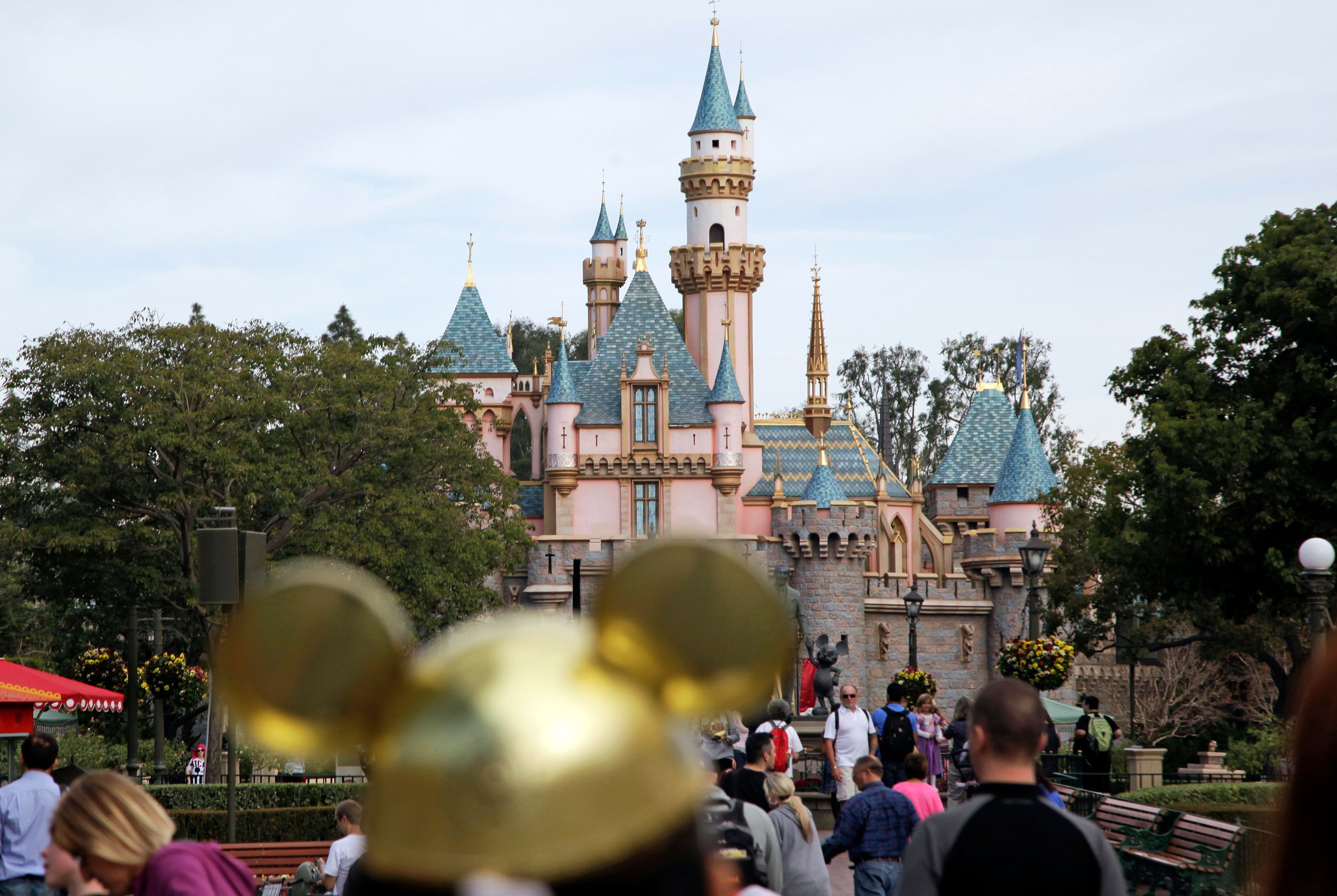 Disneyland's Local Police Force Caught Secretly Using Powerful Phone Spying Tools