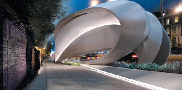Zaha Hadid Has Designed the World's Worst Billboard