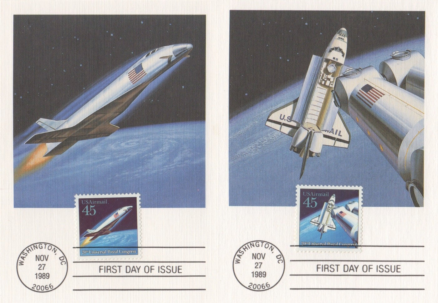 These 1989 Stamps Showcased the Amazing Lies of Future Space Travel
