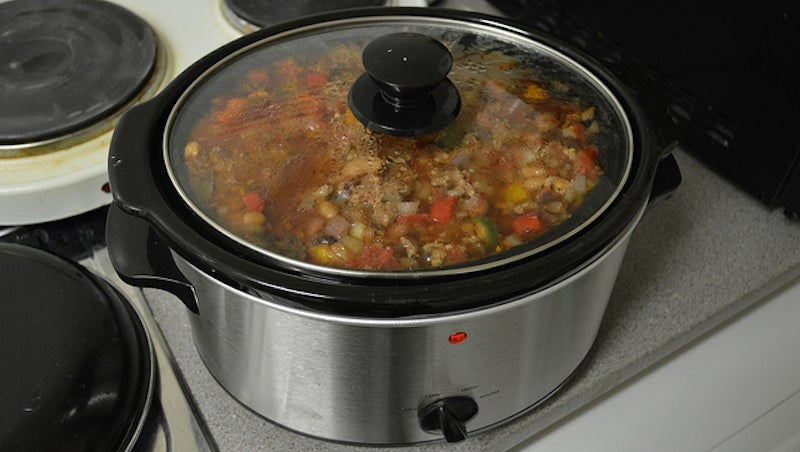 Why You Should Preheat Your Slow Cooker Before Adding Ingredients