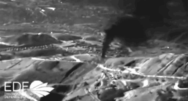 Watch the Horror of LA's Natural Gas Leak in Real Time