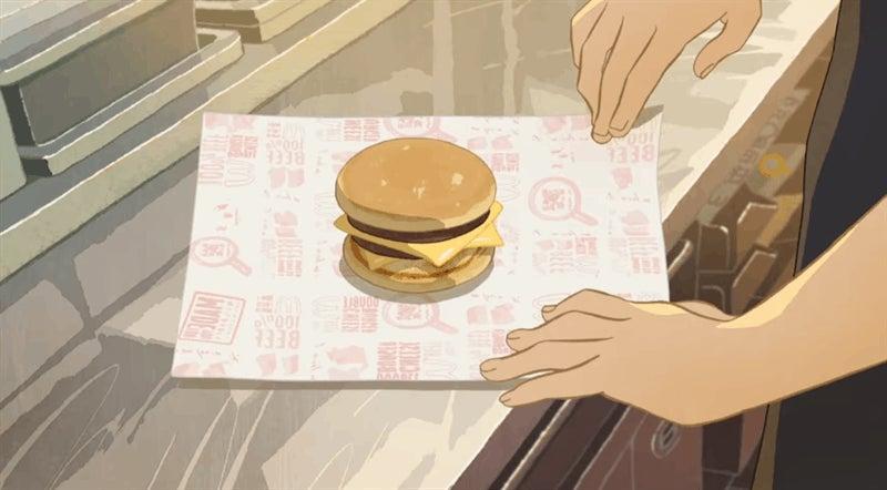 Anime Makes McDonald's Better