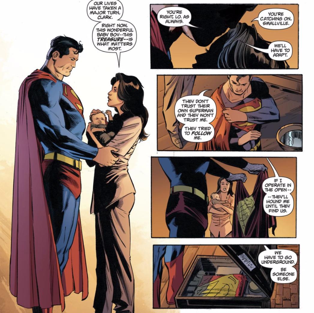 Lois and clark adult fan fiction