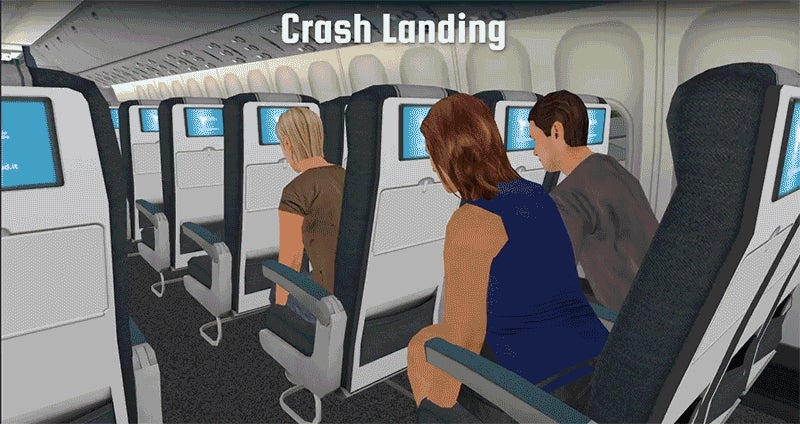 Learn How to Survive a Plane Crash With This Free App