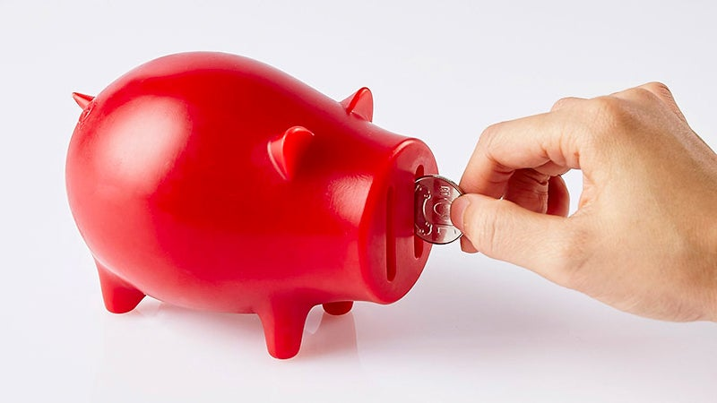 You'll Have to Burn This Piggy Bank Candle to Access Your Savings
