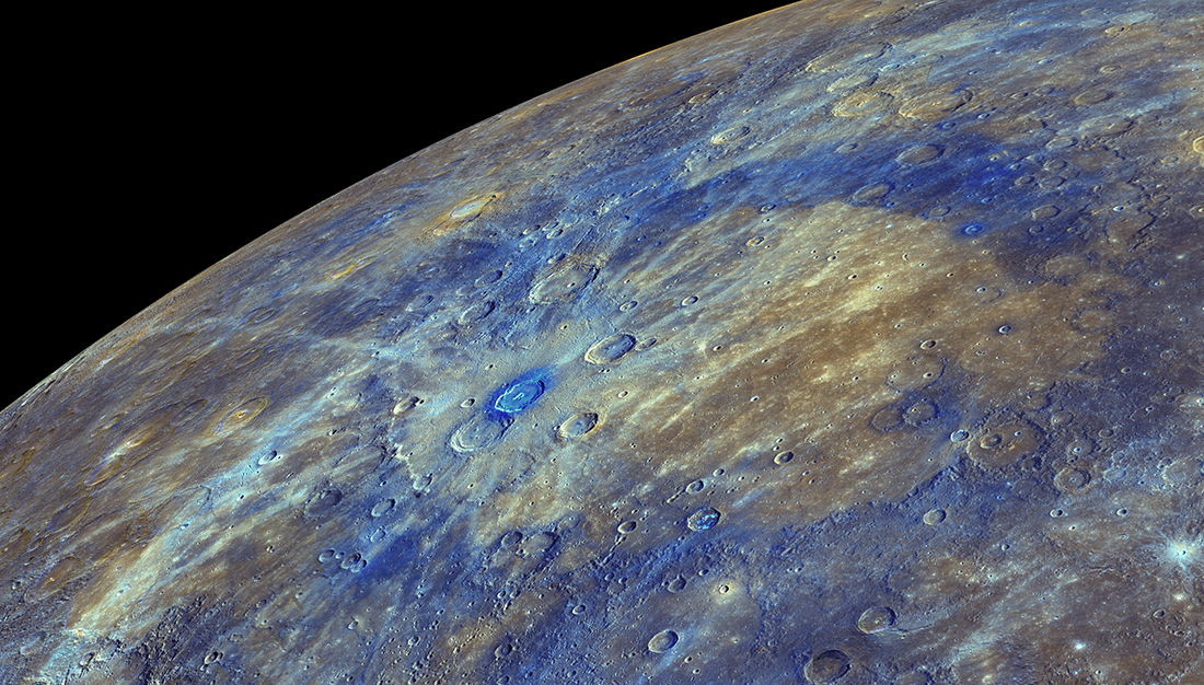 We Finally Know Why Mercury Is So Dark