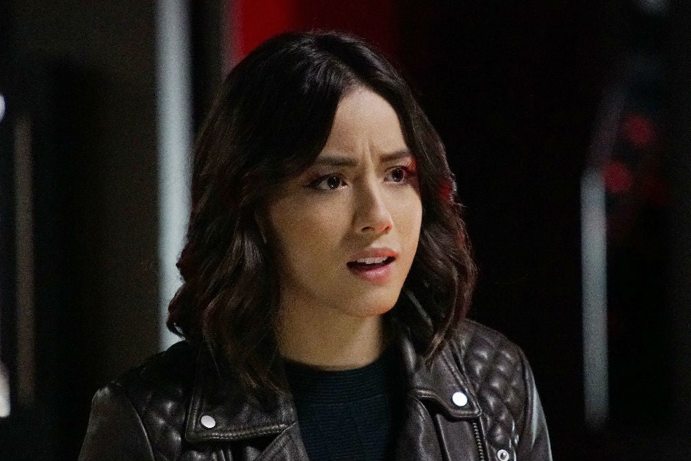 The Cast of Marvel's Agents of SHIELD Told Us Just How Crazy Things Are About To Get
