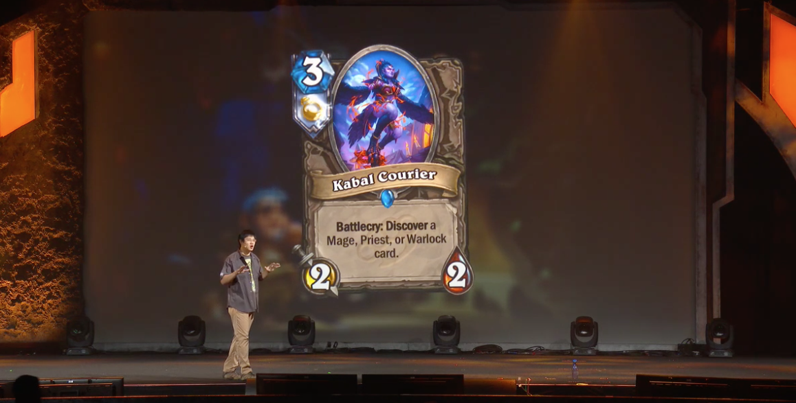 Mean Streets of Gadgetzan is Hearthstone's fourth major expansion