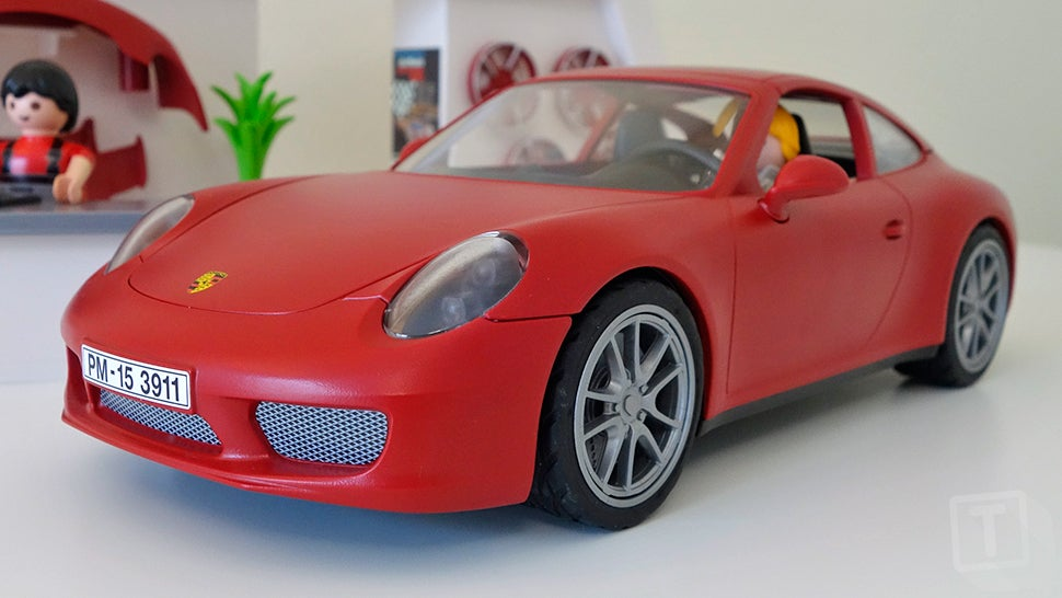 someone forgot to tell playmobil that a toy porsche shouldn 39 t look this wonderful gizmodo. Black Bedroom Furniture Sets. Home Design Ideas