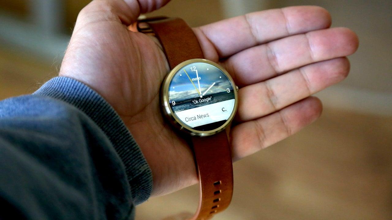Moto Maker For The Moto 360 Hands-On: Pretty Watch Gets Prettier