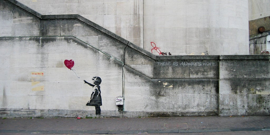 How Maths Geeks Almost Doxxed Banksy