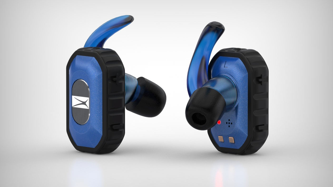 Nobody Needs These Massive Wireless Earbuds With 'GPS-Like Tracking'