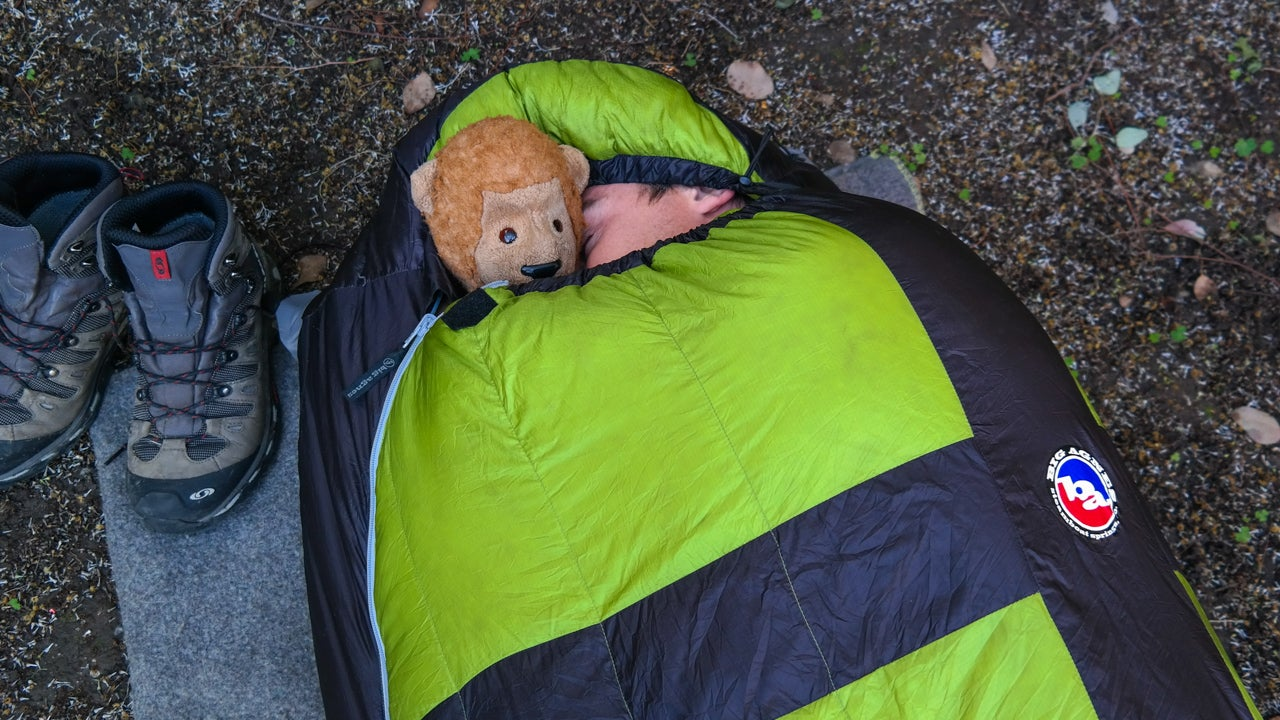 The Most Comfortable Outdoors Sleep System I Ve Found