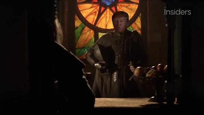 Donald Trump in Westeros Makes a Disturbing Amount of Sense