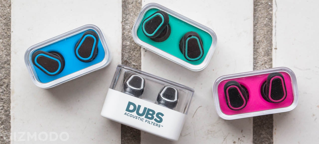 Dubs Earplugs Don't Look Terrible So You Might Actually Wear Them