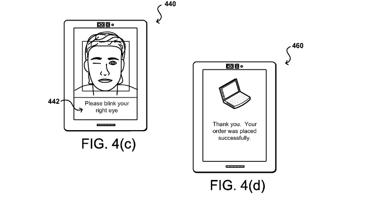 Amazon's New Payment System Patent Is Determined to Make You Look Like a Dumbass