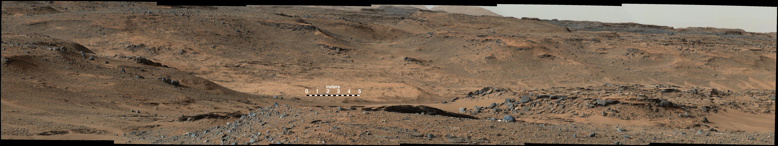 At last, Mars Curiosity finally reaches its destination