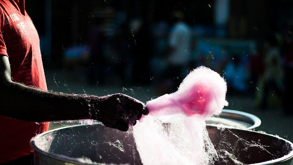 Cotton Candy Inspires New Method for Tissue Engineering