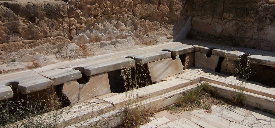 Roman Toilets Weren't as Sanitary as We Thought