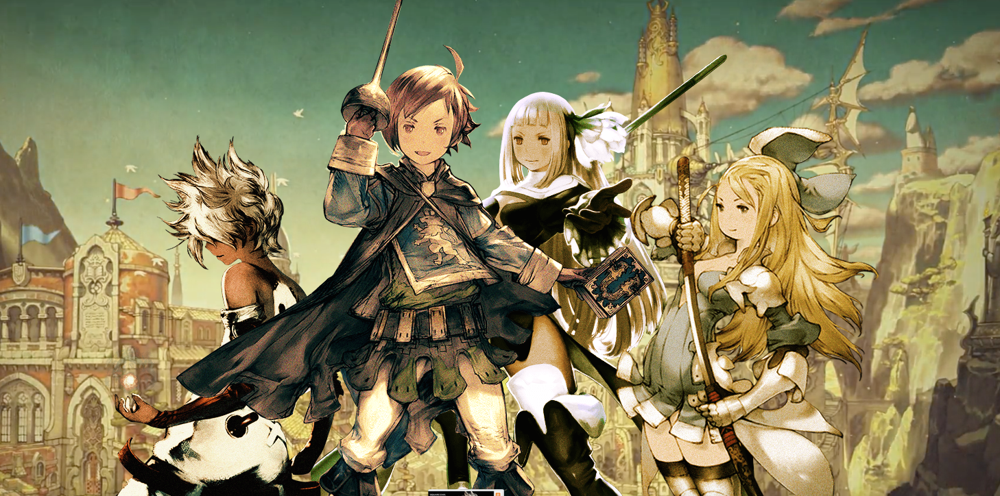 Two Smart Ideas In The Bravely Second Demo Make JRPG Grinding Less Tedious