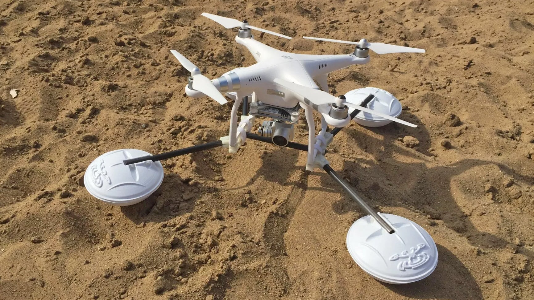 An Absurd Solution For Keeping Your Crashed Drone From Drowning