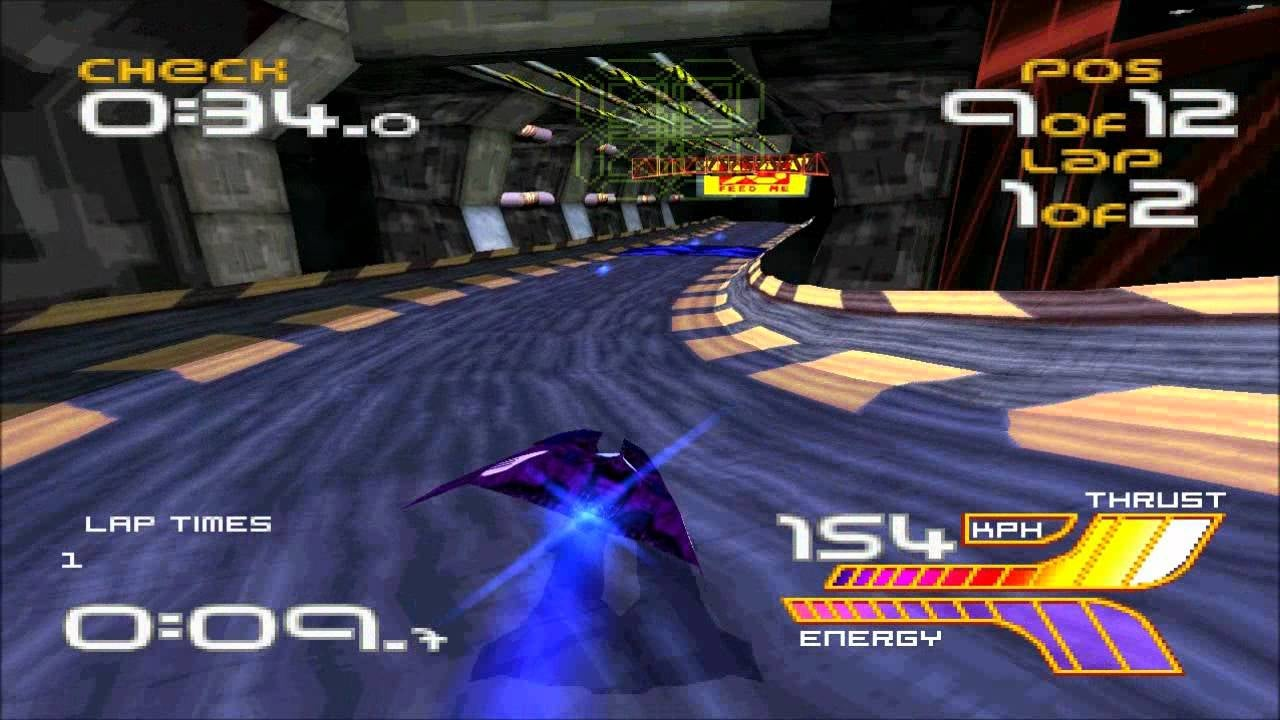 What Made F-Zero Great