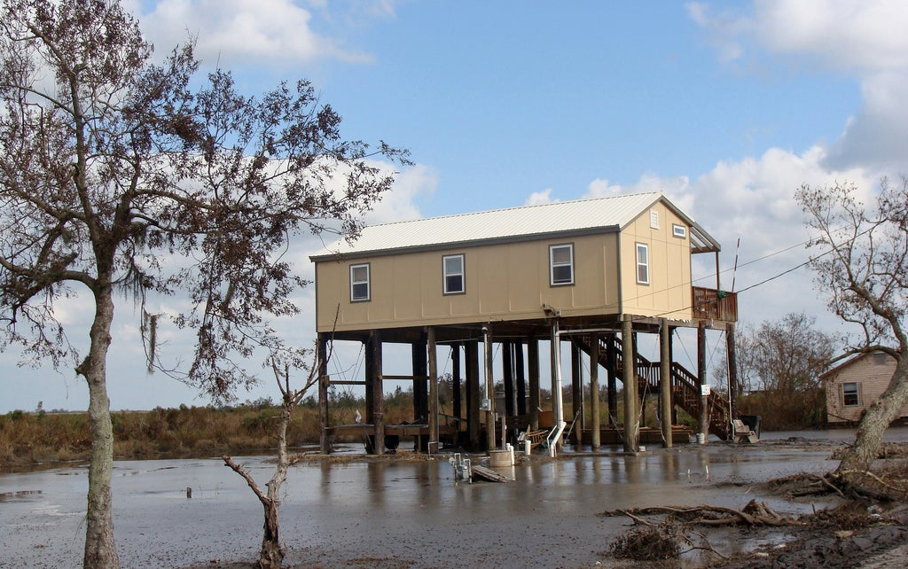 An Entire American Community Is Being Relocated Because of Sea Level Rise
