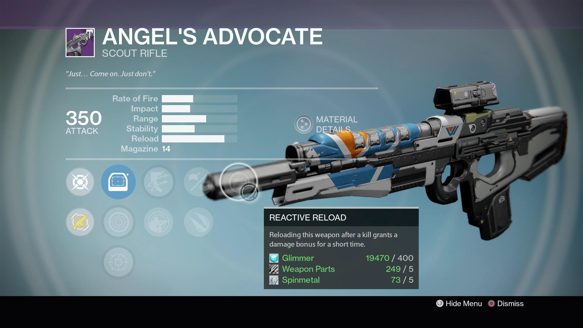 Destiny best scout rifle pve elhouz